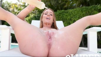 Daisy Stone in 'Messy Pool Party'