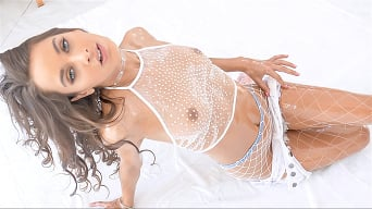 Uma Jolie in 'Slippery Seduction'